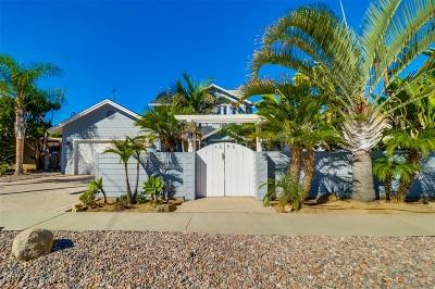 Coronado Single Family Home For Sale: 1050 Coronado Avenue