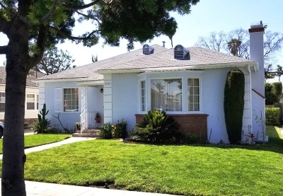 Los Angeles Single Family Home For Sale: 3801 Olmsted Ave