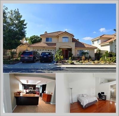Oceanside Single Family Home For Sale: 450 Via Cruz
