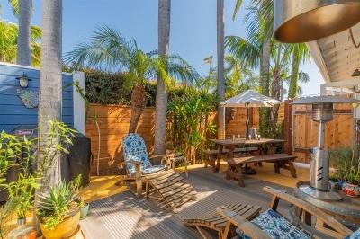 San Diego Multi Family 2-4 For Sale: 1602 Upas