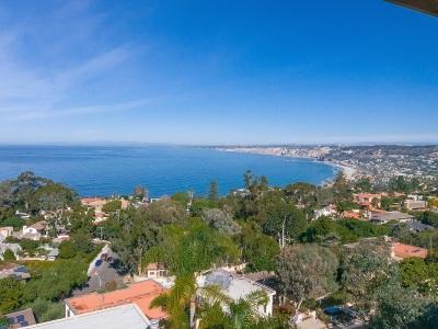La Jolla Single Family Home For Sale: 1630 Crespo Drive