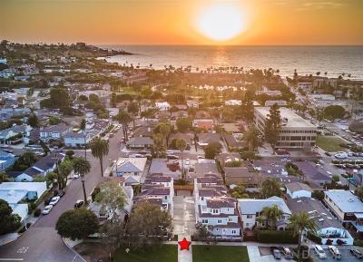 La Jolla Single Family Home For Sale: 8014 La Jolla Shores Dr