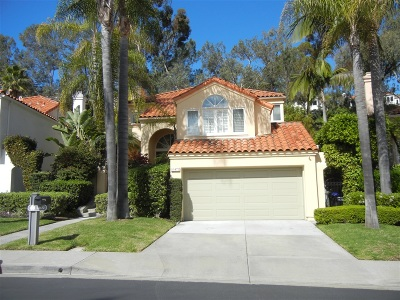 Del Mar Single Family Home For Sale: 13472 Caminito Carmel