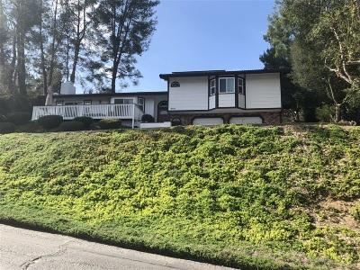 Escondido Single Family Home For Sale: 28035 Glenmeade Way