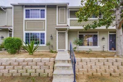 San Ysidro Townhouse For Sale: 2989 Village Pine Drive #D