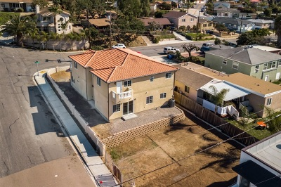 San Diego CA Single Family Home For Sale: $1,099,000