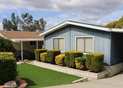 Mobile/Manufactured For Sale: 1301 S Hale Ave #87