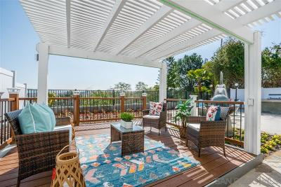 Single Family Home For Sale: 11203 Del Diablo St