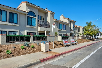 Attached For Sale: 5170 Clairemont Mesa Blvd #15