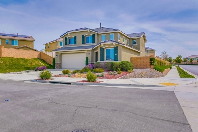 Murrieta, Temecula Single Family Home For Sale: 37656 Needlegrass Road