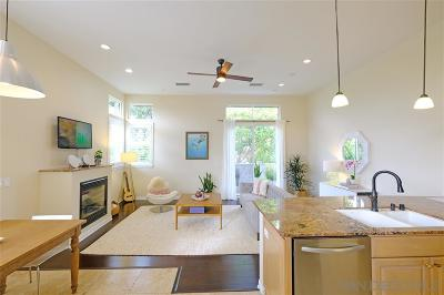 Encinitas Townhouse For Sale: 1230 N Coast Highway 101