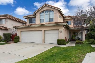 Single Family Home For Sale: 12277 Keld Court