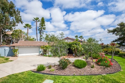 Oceanside Single Family Home For Sale: 1798 Troy Ln