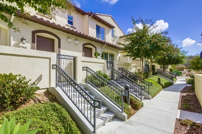 Carlsbad Townhouse For Sale: 1758 Fairlead Ave.