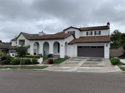 La Costa Oaks Single Family Home For Sale: 3420 Corte Aciano