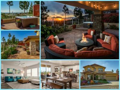 San Elijo Hills Single Family Home Pending: 1474 Anchor Pl