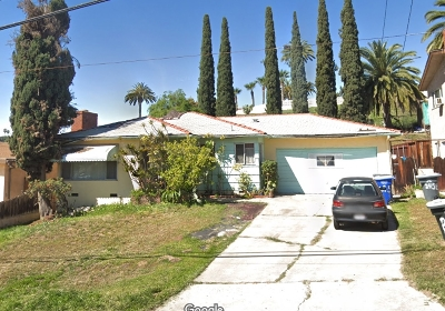 Single Family Home Contingent: 2458 Buena Vista Ave