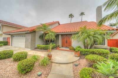 Carlsbad Single Family Home For Sale: 6430 Flamenco St