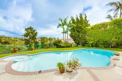 La Jolla Single Family Home For Sale: 5771 Rutgers Rd.