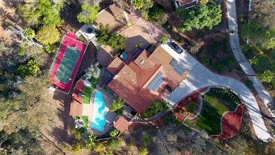 Single Family Home For Sale: 17850 Bernardo Trails Place