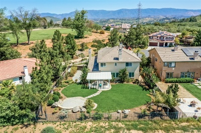 Escondido Single Family Home For Sale: 10617 Carla Ct