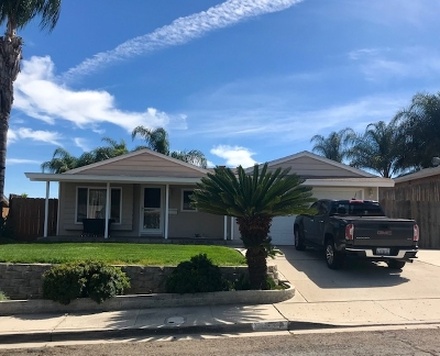 Single Family Home For Sale: 10207 Three Oaks Way