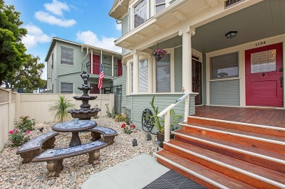 San Diego Multi Family 5+ For Sale: 1130-34 11th Ave