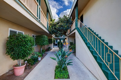 Imperial Beach Multi Family 5+ For Sale: 1193 Florence