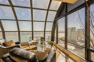 San Diego Attached For Sale: 100 Harbor Drive #3902
