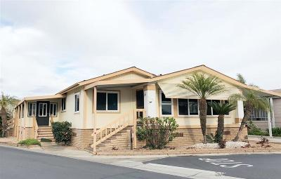 Carlsbad Mobile/Manufactured Pending: 3461 Don Carlos Drive
