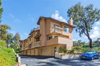 La Jolla Attached Pending: 8292 Gilman Dr #49