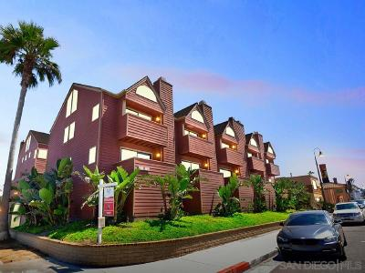 Imperial Beach Townhouse For Sale: 741 Seacoast Drive