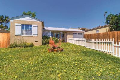 Single Family Home For Sale: 1812 Missouri Street