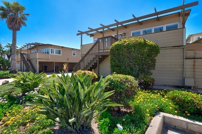 Imperial Beach Attached For Sale: 1650 Seacoast Drive #A