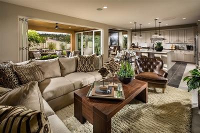 Escondido Single Family Home For Sale: 1348 Baumgartner Way