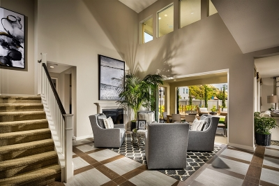 Escondido Single Family Home For Sale: 1340 Baumgartner Way