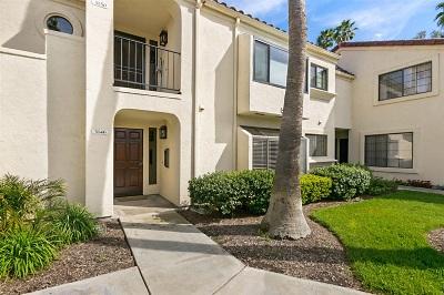 Carlsbad Attached For Sale: 3146 Avenida Alcor