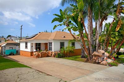 Single Family Home Pending: 7915 Nichals St.