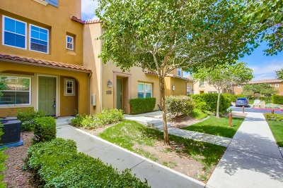 Townhouse For Sale: 17011 Calle Trevino #3
