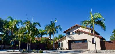 Bonita Single Family Home For Sale: 5531 Amadita Ln