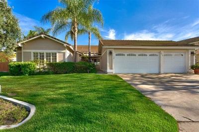 Bonita Single Family Home For Sale: 490 Hickory Terrace