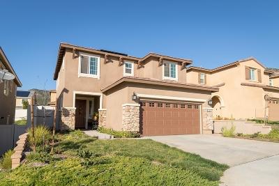 Fallbrook Single Family Home For Sale: 334 Falabella Ln.