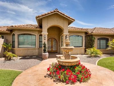 Single Family Home For Sale: 3134 Camino Portofino