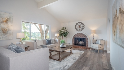 Spring Valley Single Family Home For Sale: 4133 N Rogers Rd