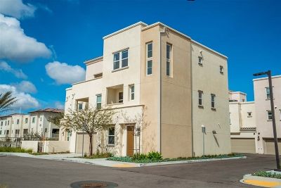 San Diego Townhouse For Sale: 1320 Calle Sandcliff #37