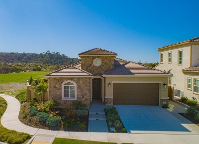 Carlsbad Single Family Home For Sale: 3461 Trailblazer Way