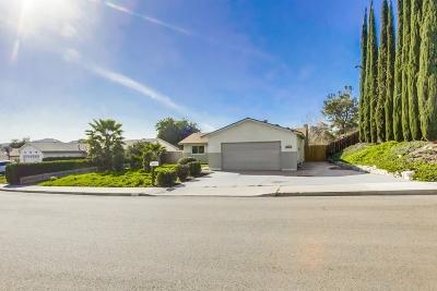 Single Family Home For Sale: 9902 Halberns Blvd