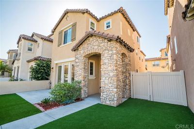 Chula Vista Single Family Home Contingent: 1422 Pershing Rd