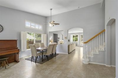 Escondido Single Family Home For Sale: 285 Oak Valley Ln