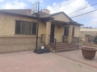Single Family Home For Sale: 9425 Apple St
